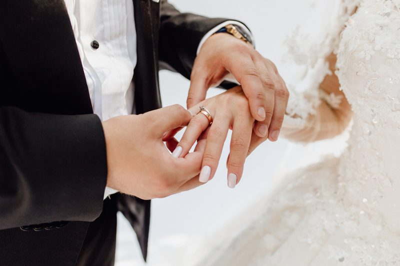 Thinking of getting married? Nominate a money boss first!