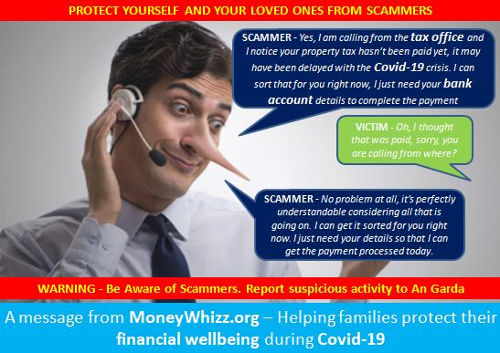 How to spot and avoid scams during the Covid-19 crisis